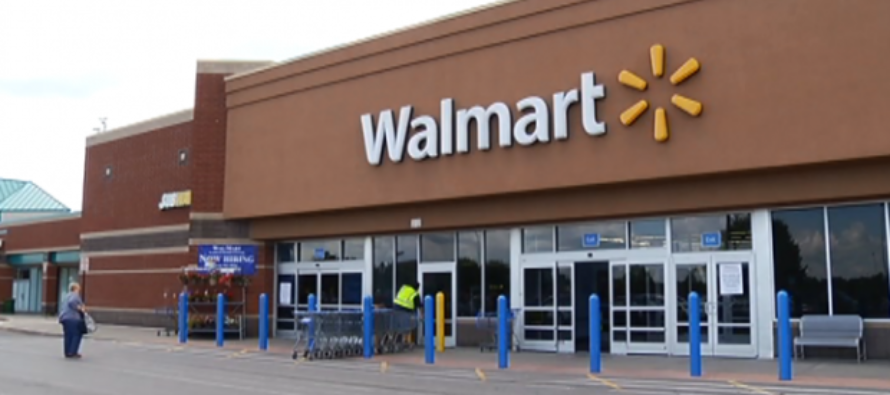 This Police Officer Never Expected A Cashier at Wal-Mart Would Treat Him Like This