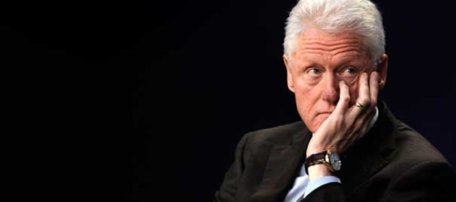 EXCLUSIVE: BIll Clinton Alleged Rape Scene Witness Comes Forward With Details [VIDEO]