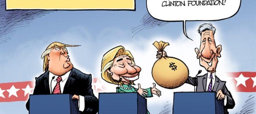 Debate Access (Cartoon)