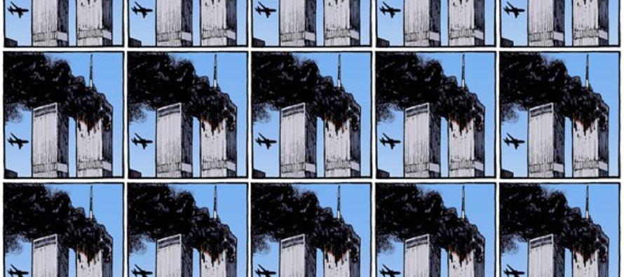 911 Never Forget (Cartoon)