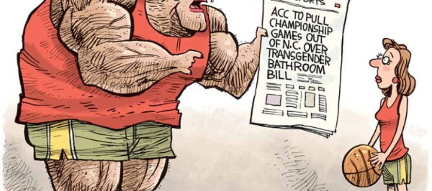 ACC pulls games (Cartoon)