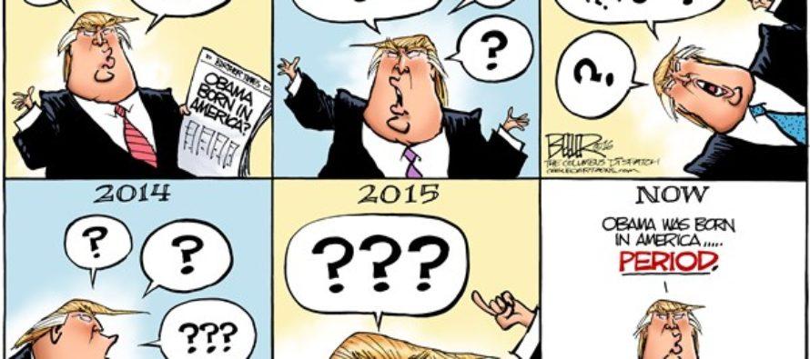 Birther Blather (Cartoon)