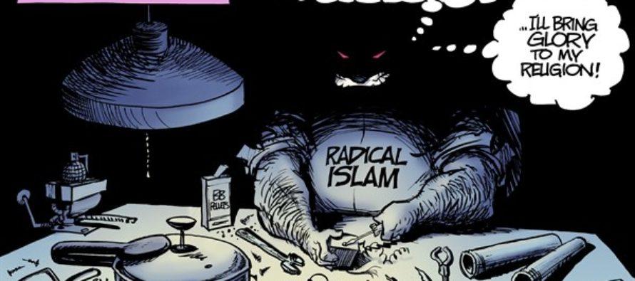 The Bomb-Maker (Cartoon)