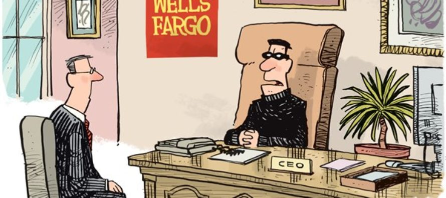 Wells Fargo (Cartoon)