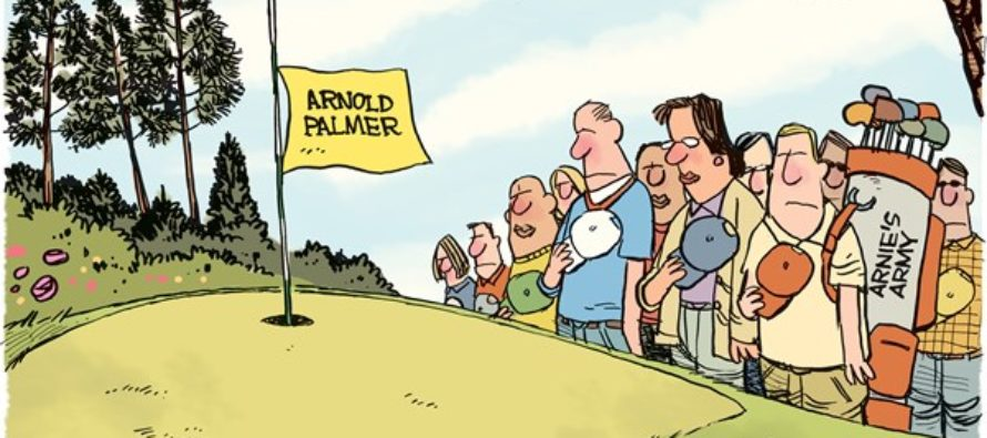 Arnold Palmer (Cartoon)
