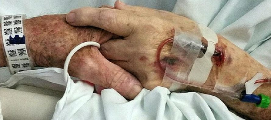 'When We Get To Heaven, We Can Walk In Together' Couple Married For 59 Years, Die On Same Day, Holding Hands…