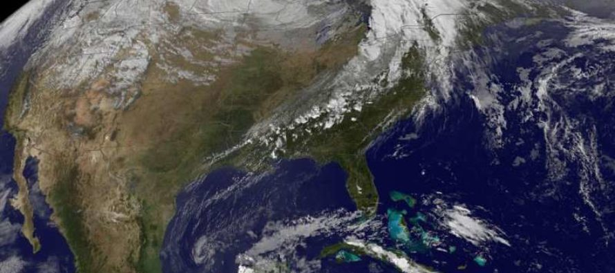 Good Grief: Warmists Now Blame Difficulty In Predicting Storm Tracks On 'Climate Change'