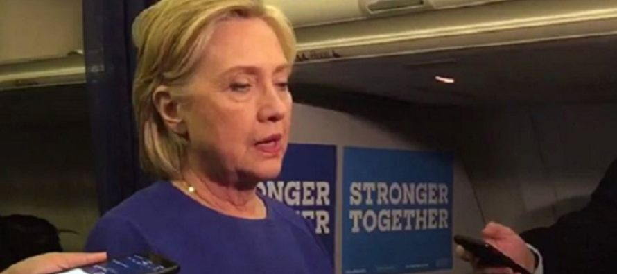 VIDEO: Hillary's 'Presidential' Response To Weekend Bombings, Labeled As 'Zombie'-Like