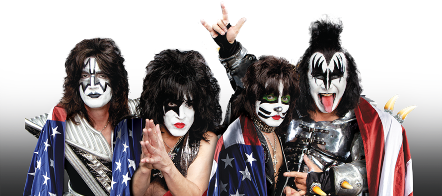 LEGENDARY Rock Group KISS, Stops Performing Mid-Concert – LIBERALS Are Pissed About Why! [VIDEO]