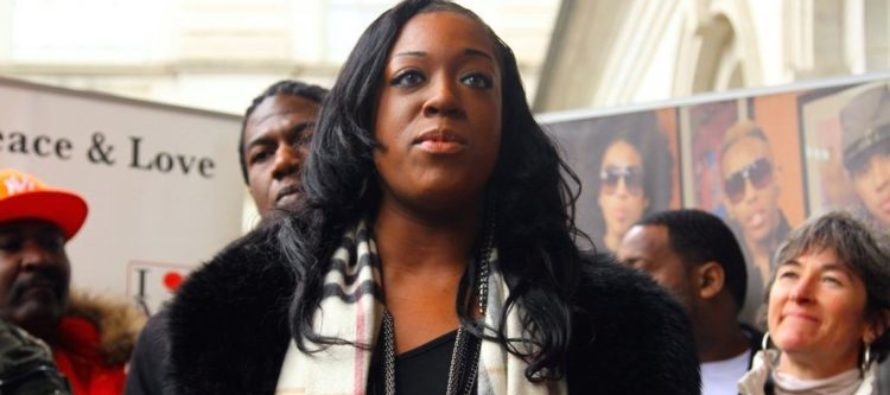 Al Sharpton's daughter sues NYC for 5 mil over ankle injury, but look what she's done on her ankle