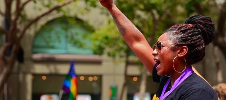 BlackLivesMatter Co-Founder DEMANDS To Be Granted COP FREE Black Communities…