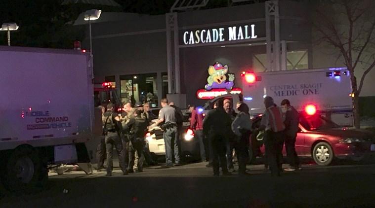 Mall Shooting Burlington