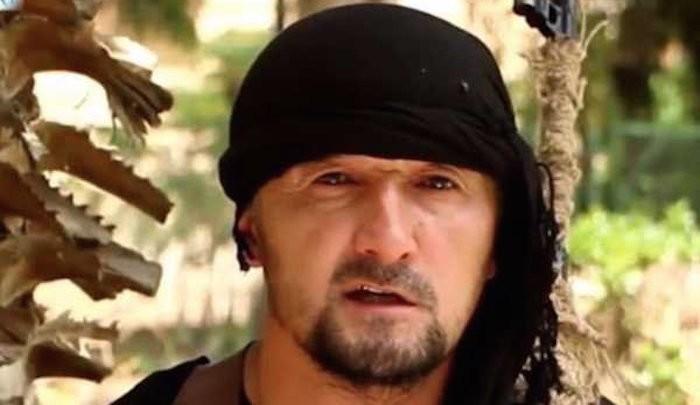 Colonel Gulmurod Khalimov