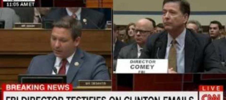 House GOP rep describes insane immunity deals for Clinton aides