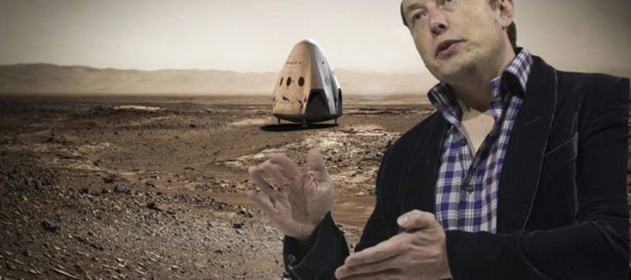 Elon Musk's SPACE X Getting Ready To Colonize Mars, BUT There's A Catch… [VIDEO]
