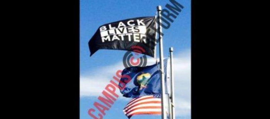 University Now Flying 'BLACK LIVES MATTER' Flag Alongside U.S. Flag On Campus…