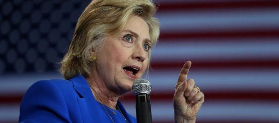 BULLIED: Hillary Clinton Says She's Cold And Unemotional Because Of Men…