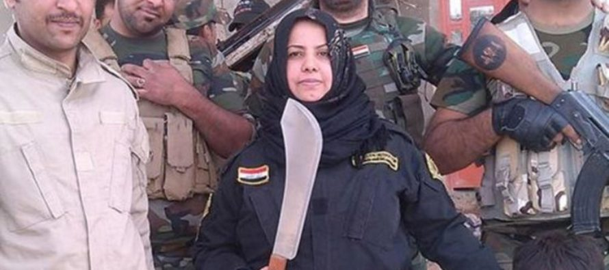 "Iraqi Grandma Cooks ""Special"" Meal For ISIS Fighters"