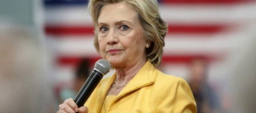 Hillary Clinton Says HIGHER ESTATE TAXES For Everyone, Except Her Family…