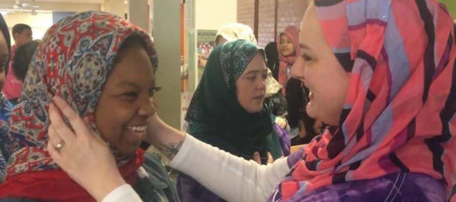 IN AMERICA!? School Gives 2nd Graders Worksheets On Keeping Hijabs Clean – Parents PISSED!
