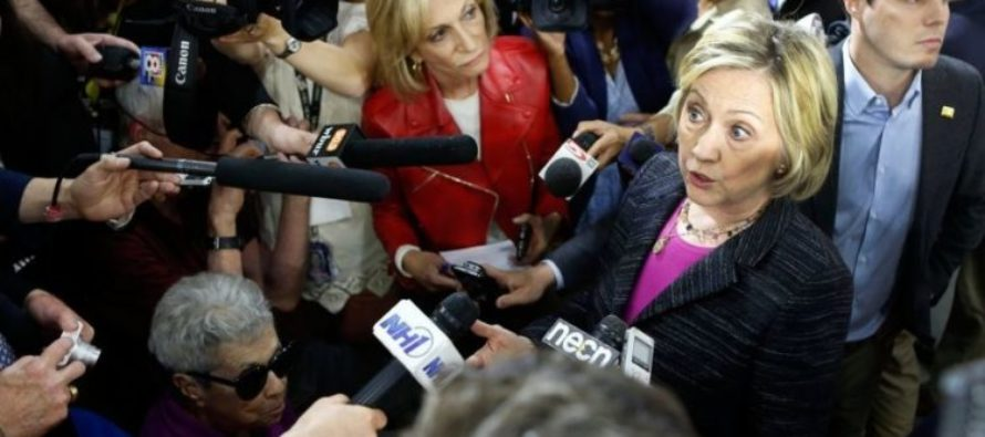 FINALLY! After Hillary's 9/11 Memorial Fainting, MEDIA Admits… [VIDEO]