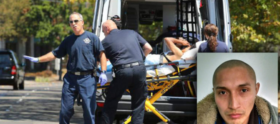 Illegal Immigrant STABS Maryland Teenager. He's Been Deported TWICE Before…