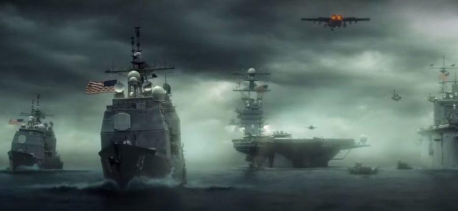 Iran wipes navy