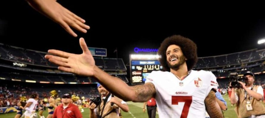 Police Officer Who Shot DEAD Young Minority Male – Gives Kaepernick PRICELESS Gift…