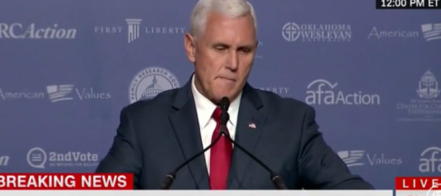 Mike Pence Sends COMMANDING Response to Hillary's 'Basket of Deplorables' [VIDEO]