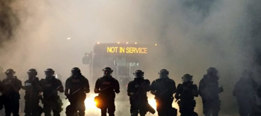 CHAOS Taking Over Charlotte After Fatal Shooting – Police Under Attack, Protesters RIOTING… [VIDEO]