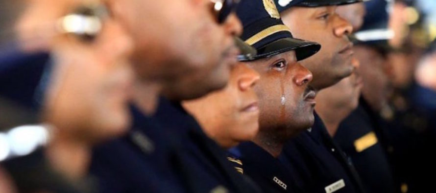 BLACK COP sues Black Lives Matter for starting a RACE WAR!