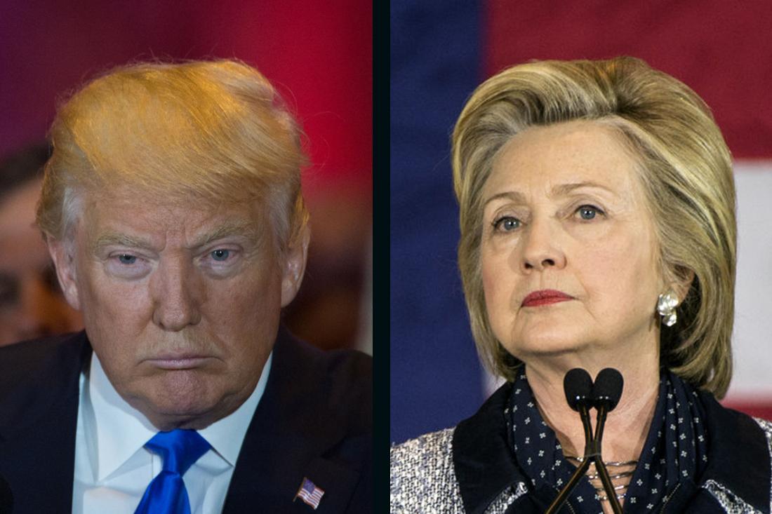 Poll-Hillary-Clinton-Donald-Trump-equally-unpopular