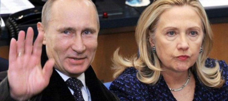 HORRIFYING Hillary Scares Americans, Wants To Start Nuclear War With Russia When Elected… [VIDEO]