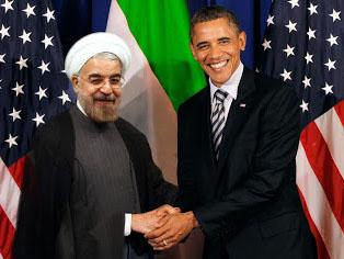 Rhouhani-Obama