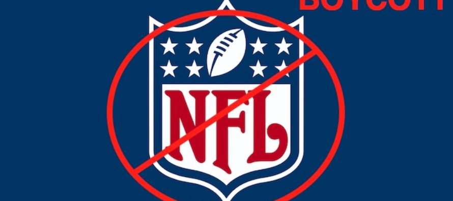 IT'S WORKING! NFL Ratings are Dropping Like MAD Following Athlete Protests [VIDEO]