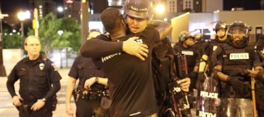 VIDEO: The Answer To Our Nation's Chaos Demonstrated RIGHT HERE By This Man – Must See…
