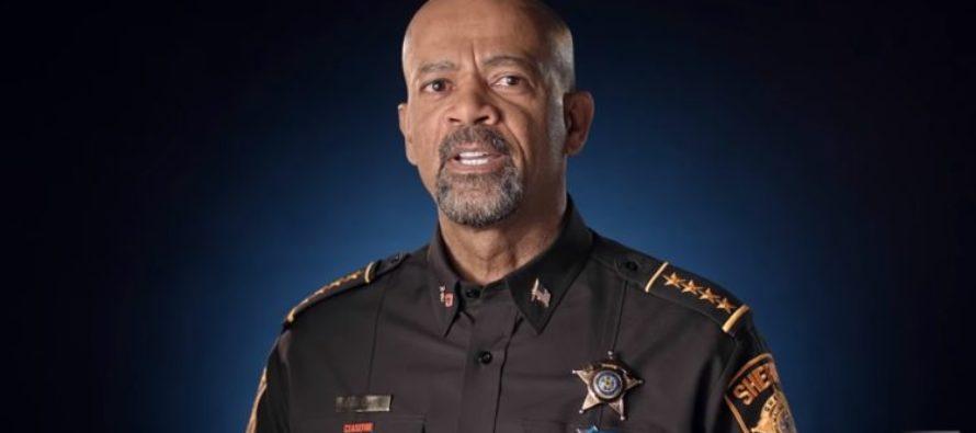 POWERFUL: America's Favorite Sheriff Just Put Anti-Cop Liberals In Check… VIDEO