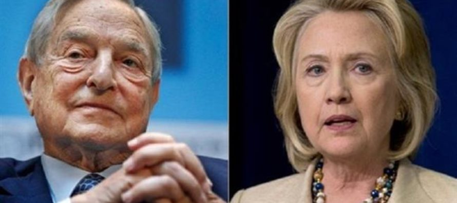 "George Soros Lets Us In On A Little Secret, Says Hillary Election Is A ""Done Deal"" [VIDEO]"