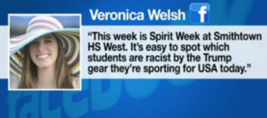 High school teacher calls Trump-supporting students 'racists' on Facebook & Gets Instant Karma