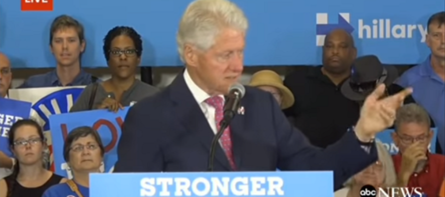 Bill Clinton MOCKS Coal Workers Who Oppose Hillary….VIDEO