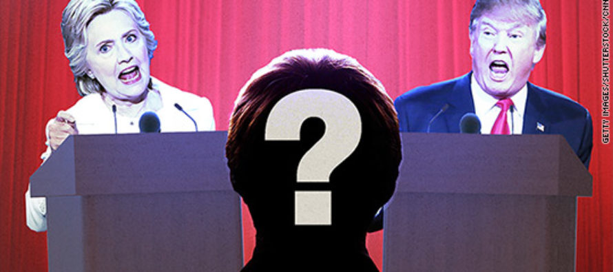 UH OH: Moderators For ALL Presidential Debates Has Just Been Announced…
