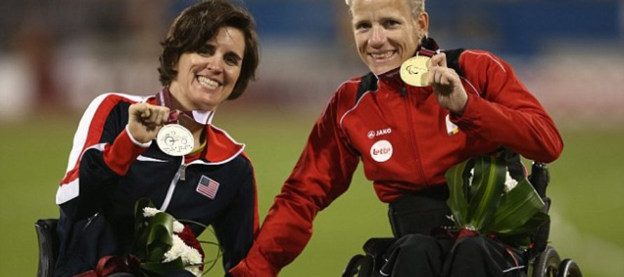 Meet The Paralympian Who Plans To Win Gold Then Take Her Own Life Because Of Agonizing Disease