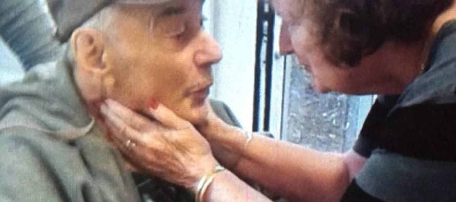 VIDEO: Devoted Married Couple For 62 Years REUNITED After 8 Months Of Being Kept Apart!