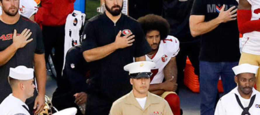 ADIOS! Kaepernick Controversy Causes Mass Police Boycott Of Games!