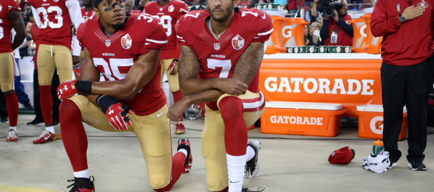 NFL Boycott In FULL EFFECT!  44% Of Americans May Stop Watching Football If Players Continue To Kneel… [VIDEO]