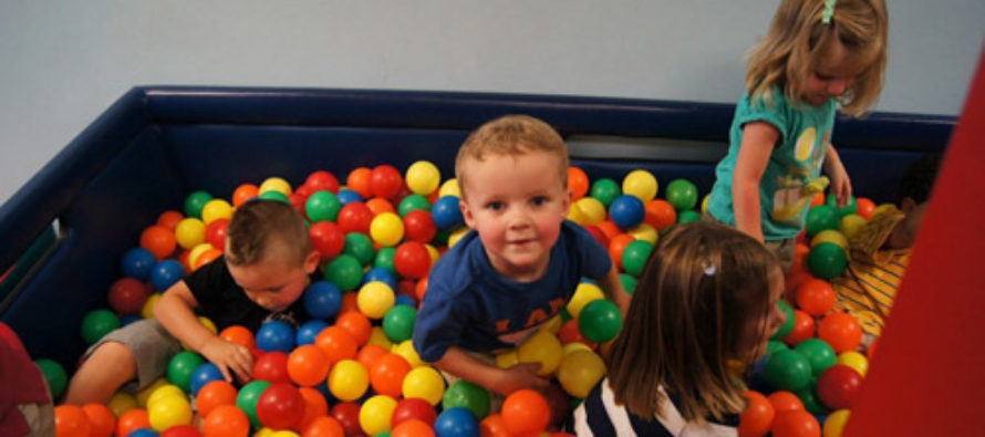 Colleges Introduce Ball Pits for Infantilized Students
