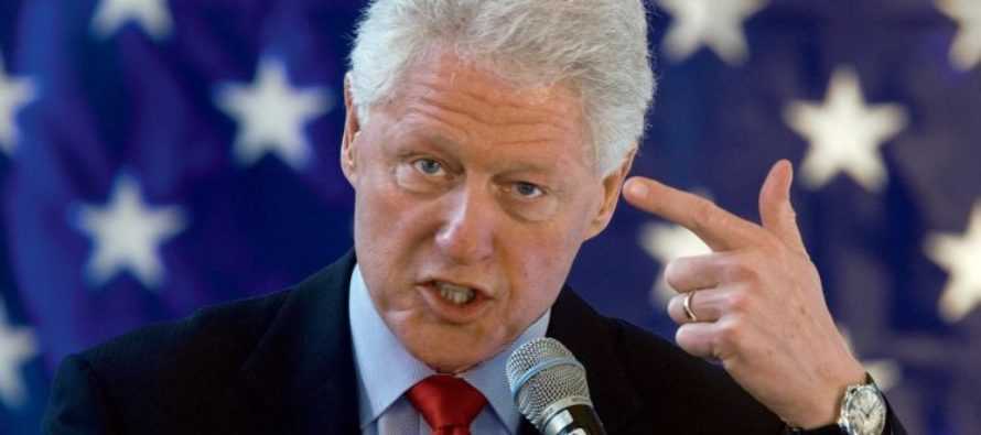 Bill Clinton Gets Defensive: 'Hillary May Be In Better Health Than Donald Trump!' Then Proceeds To… [VIDEO]