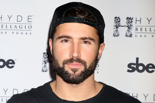 51937942 Television personality Brody Jenner and model Kaitlynn Carter arrive at Hyde Bellagio at the Bellagio as he hosts 'Infamous Wednesdays' on December 30, 2015 in Las Vegas, Nevada. FameFlynet, Inc - Beverly Hills, CA, USA - +1 (310) 505-9876
