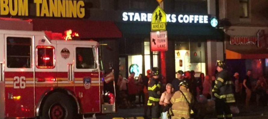 BREAKING: Explosion in New York City