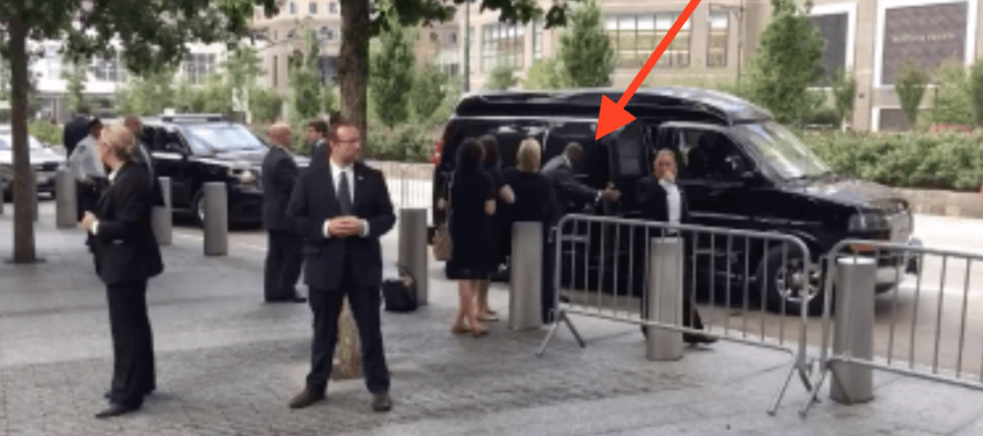 """I Protected Hillary Clinton In The Secret Service."" Here's Why Her Fainting Video Really Scares Me"